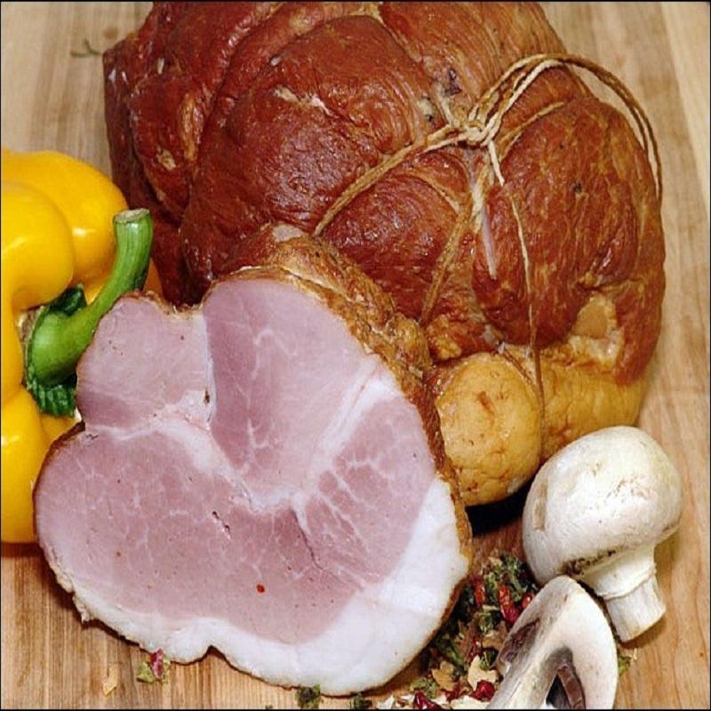 Как приготовить окорок в домашних условиях из свинины