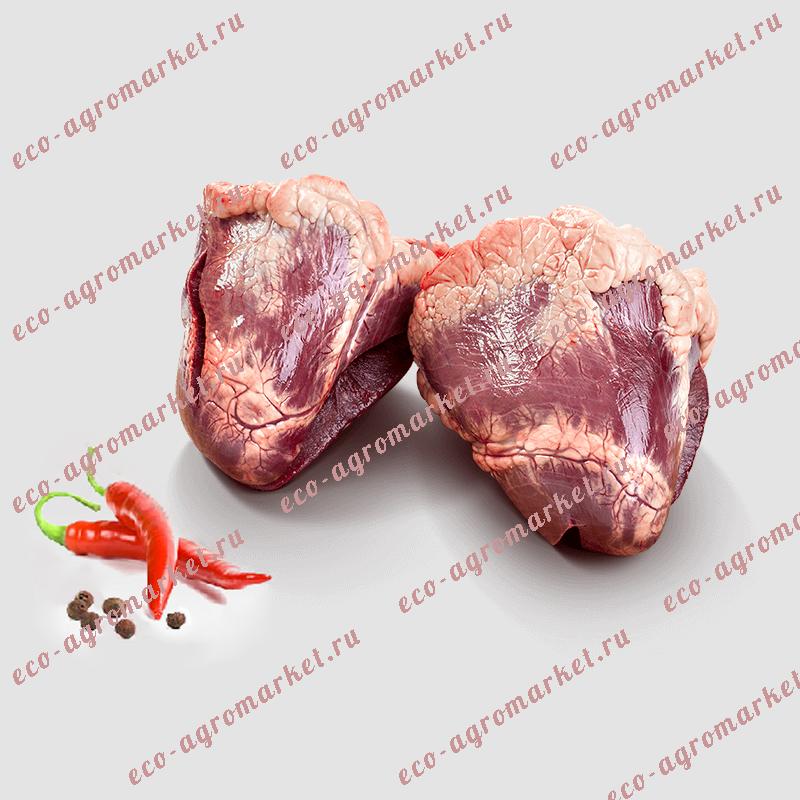 Сердце говяжье 290р.