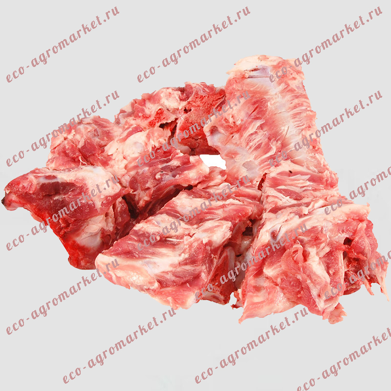 Суповой набор свинины 90р