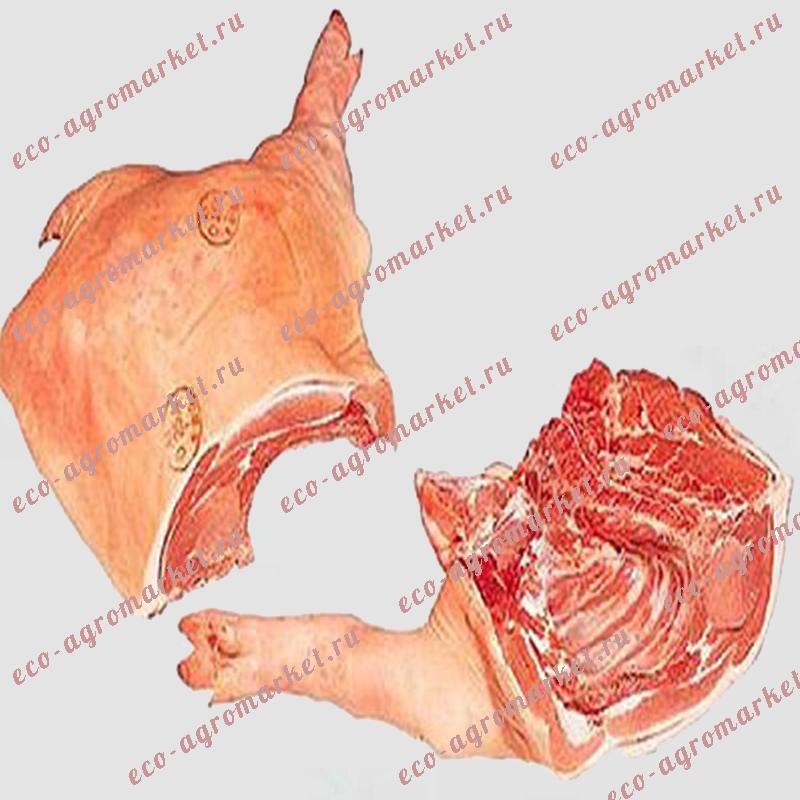 Передняя часть свинины 190р