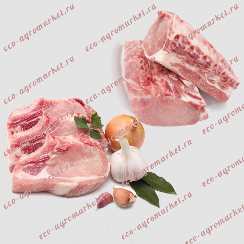Корейка свиная 285р