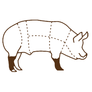 Ножки и копыта свиные