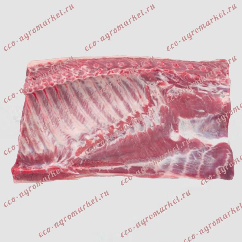 часть свиной полу туши