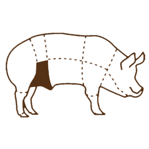 Подчеревок свиной