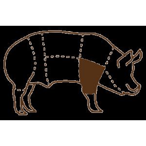 Лопатка свиная на кости