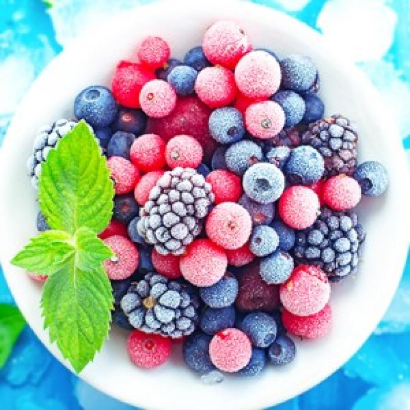 Замороженние фрукты